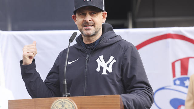 Yankee Stadium Opens As Covid-19 Vaccination Hub