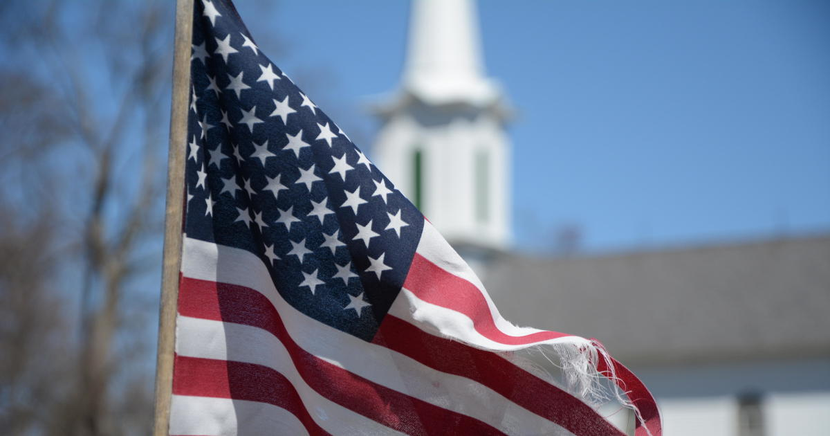 Is America a Christian nation? Pastors at odds about fusion of faith and politics