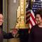 Vice President Pence Swears In Elaine Chao As Transportation Secretary
