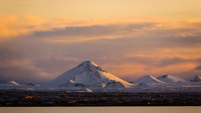 Mt Keilir - Reykjanes peninsula, Iceland