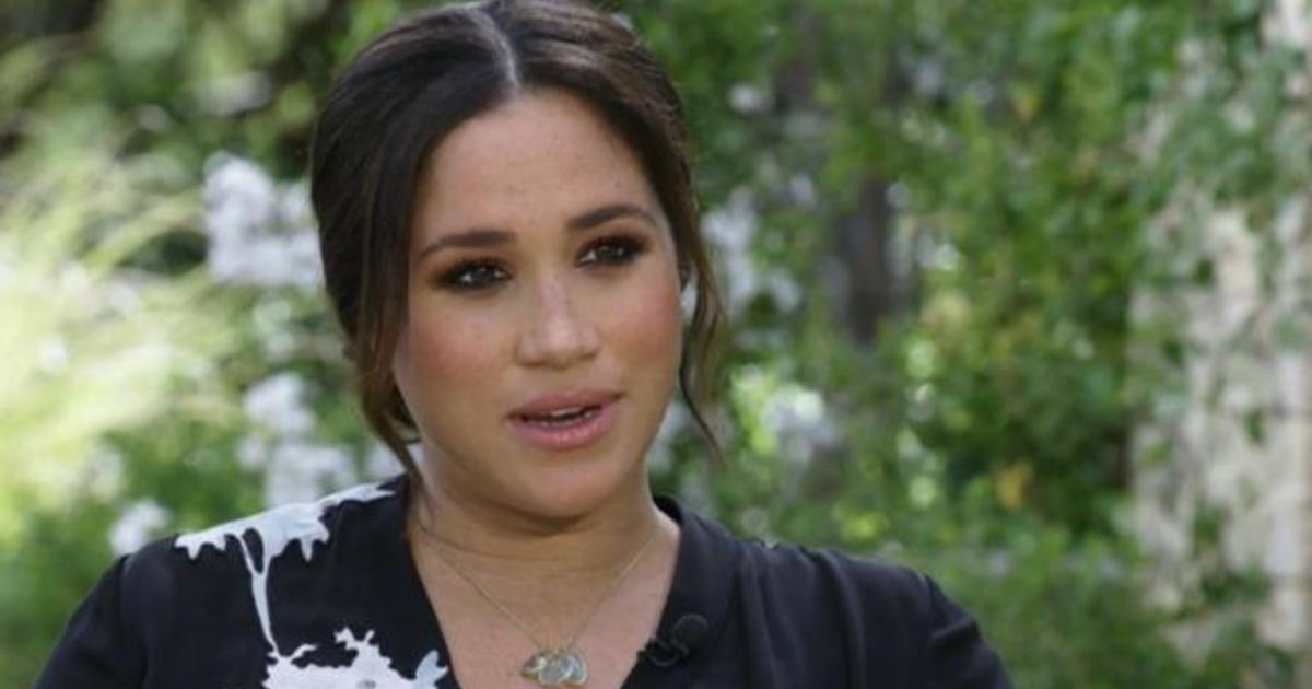 Meghan responds to reports of her making Kate Middleton cry