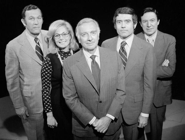 CBS Evening News with Walter Cronkite