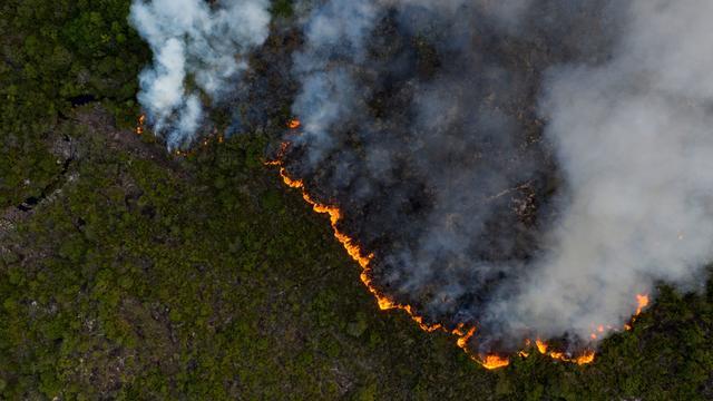 BRAZIL-FOREST-FIRE