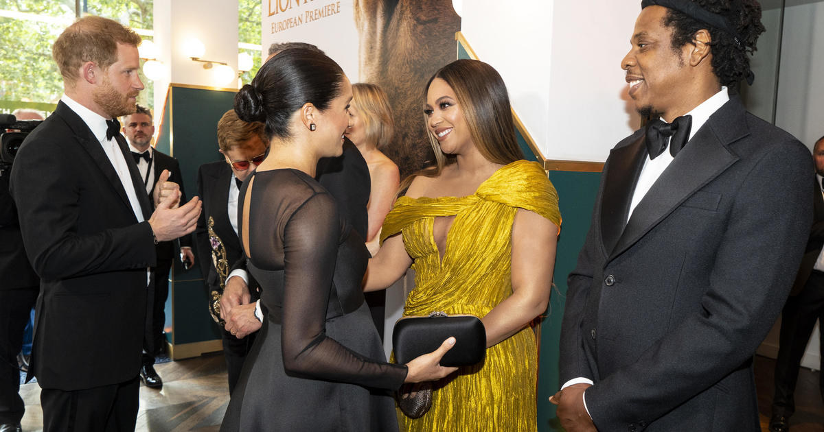 Beyoncé shares powerful message of support for Meghan after Oprah interview