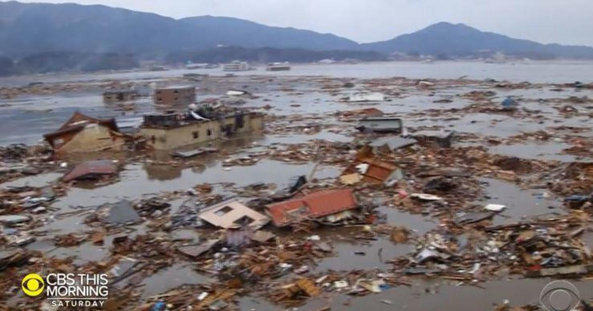 Japan rebuilt an entire tsunami-flattened city on a man-made hill, but many still can't face life there