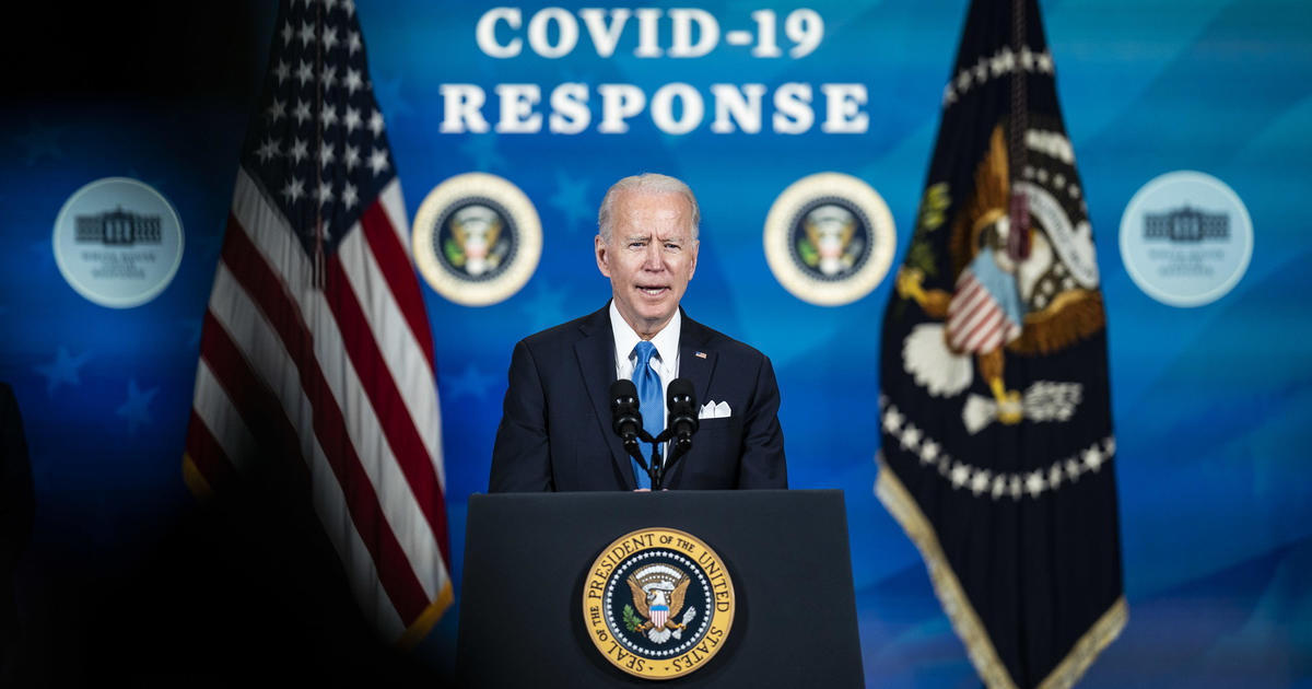 Watch Live: Biden to sign $1.9 trillion American Rescue Plan into law thumbnail