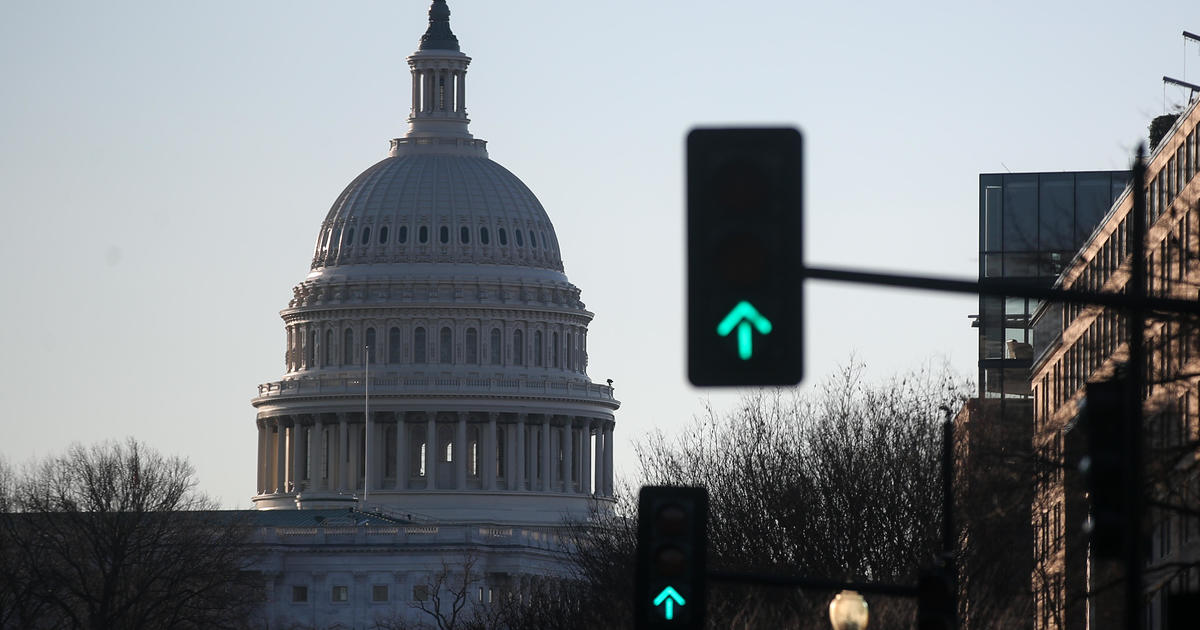 COVID relief legislation popular with Americans, CBS News poll shows