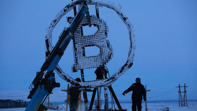 Bitcoin Mining Comes to the Arctic Circle