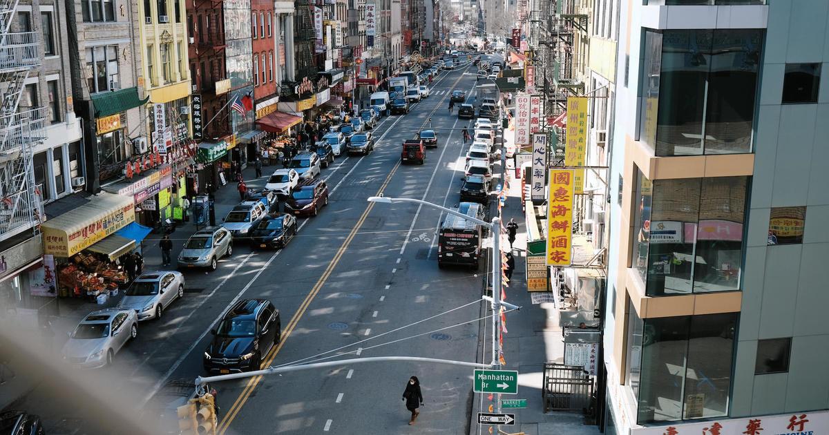 Kejahatan kebencian anti-Asia meningkat hampir 150% di kota-kota utama AS tahun lalu thumbnail