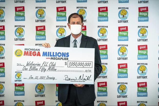 Mega Millions Winners