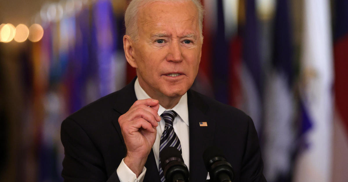 How to watch Biden and Harris' remarks on the American Rescue Plan on Friday