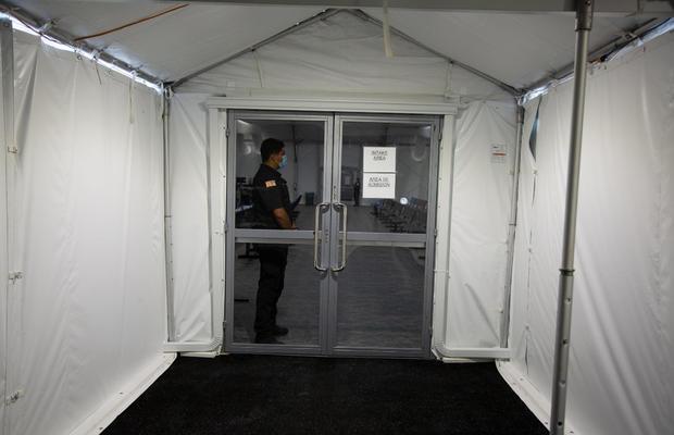 U.S. Customs and Border Protection facility