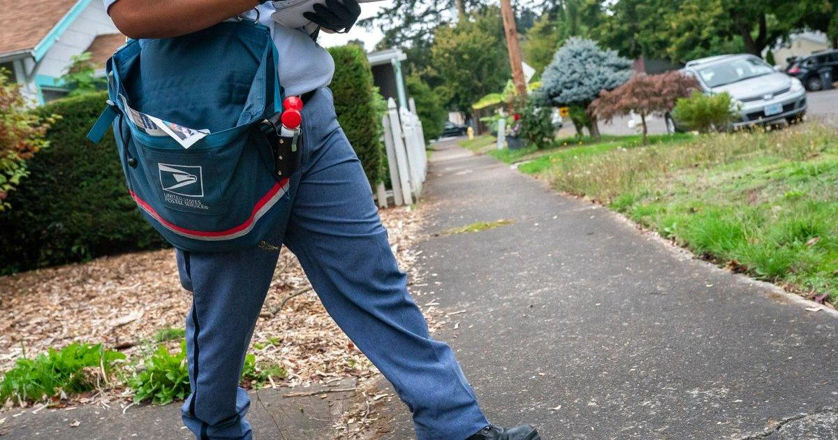 In the U.S., postal service workers not a priority for COVID-19 shots