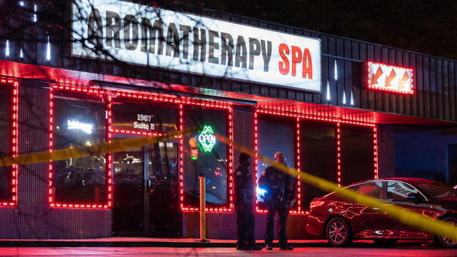 Atlanta-area spa shootings