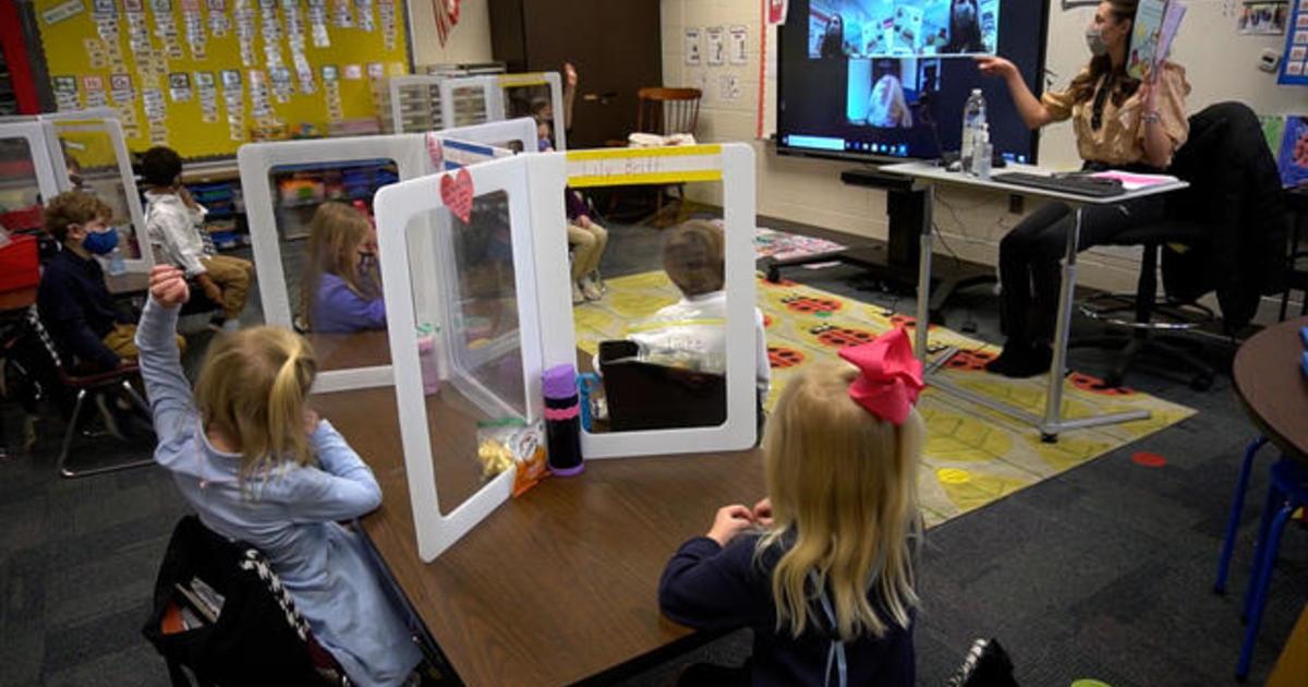 Georgia school system helps CDC understand how coronavirus spreads within schools