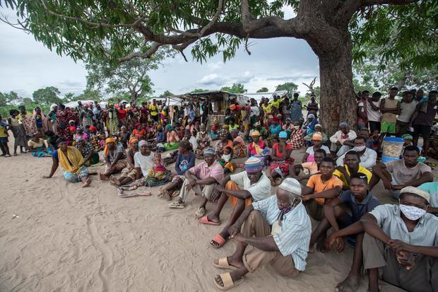 MOZAMBIQUE-IDP-UNREST