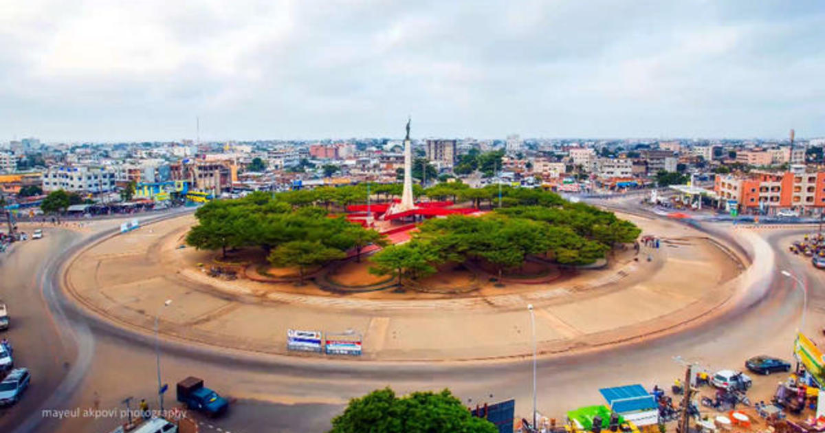 Time Lapse: Cotonou in Motion