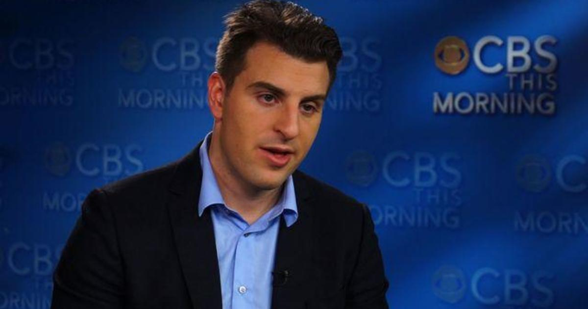Airbnb CEO on company's new focus on hospitality