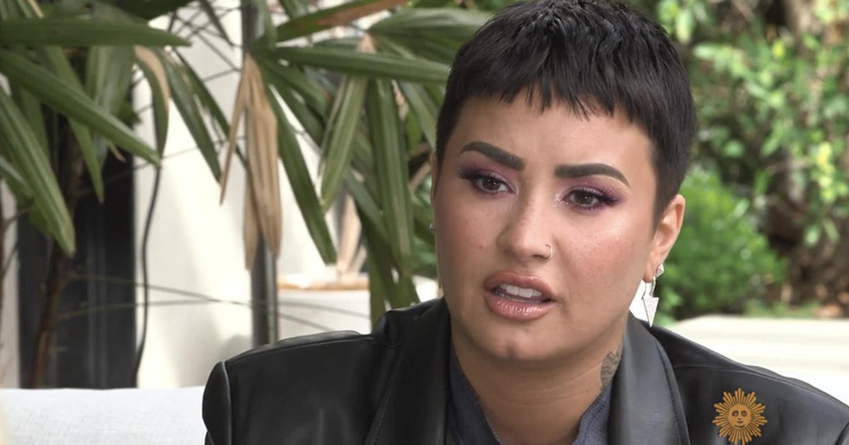 Demi Lovato opens up about why they did not come out as nonbinary sooner