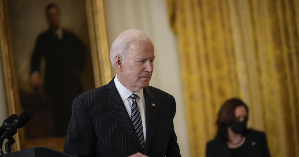 GOP-led legal battle looms as Biden administration moves to implement American Rescue Plan – CBS News