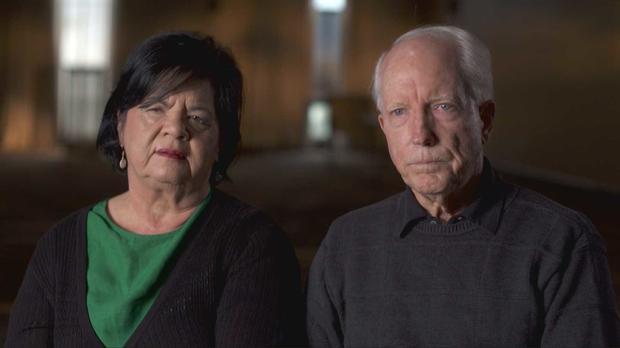 Gloria and Jim Matthews