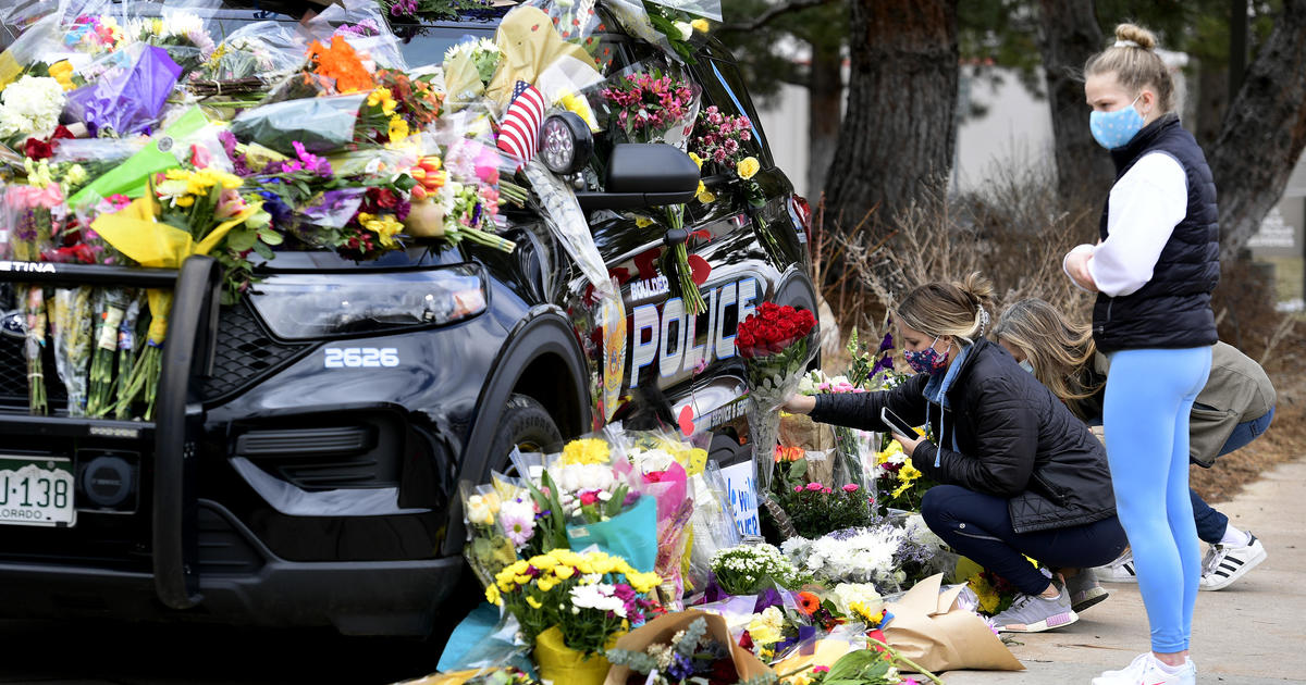 What we know about the victims of the Boulder shooting