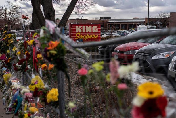 Boulder Colorado Shooting