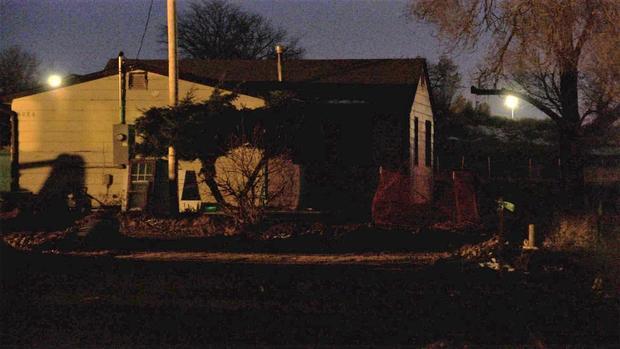 Steve Pankey former residence