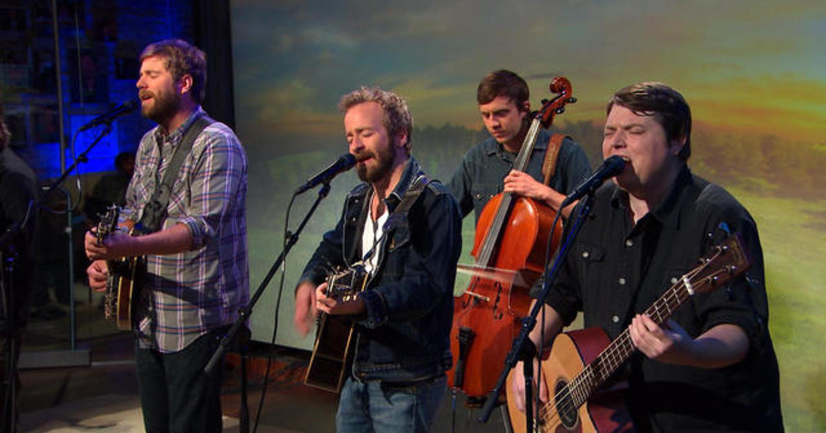 """Saturday Sessions: Trampled By Turtles sing """"Are You Behind the Shining Star?"""""""