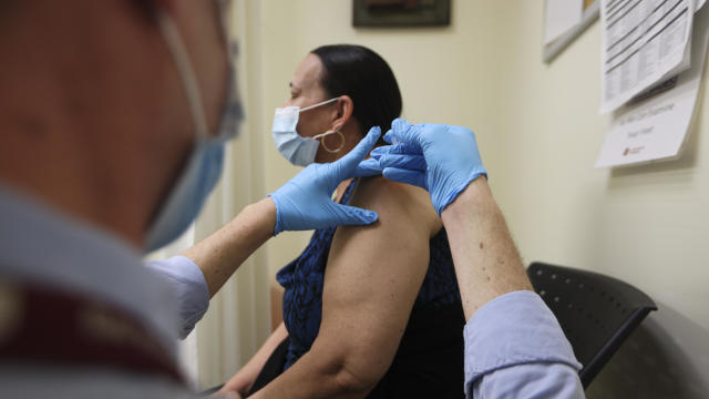 Care For The Homeless Distributes Covid-19 Vaccines