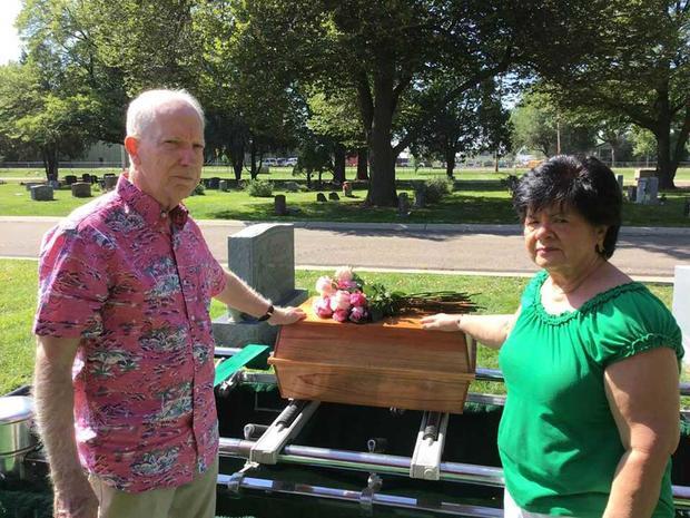 Jonelle Matthews burial
