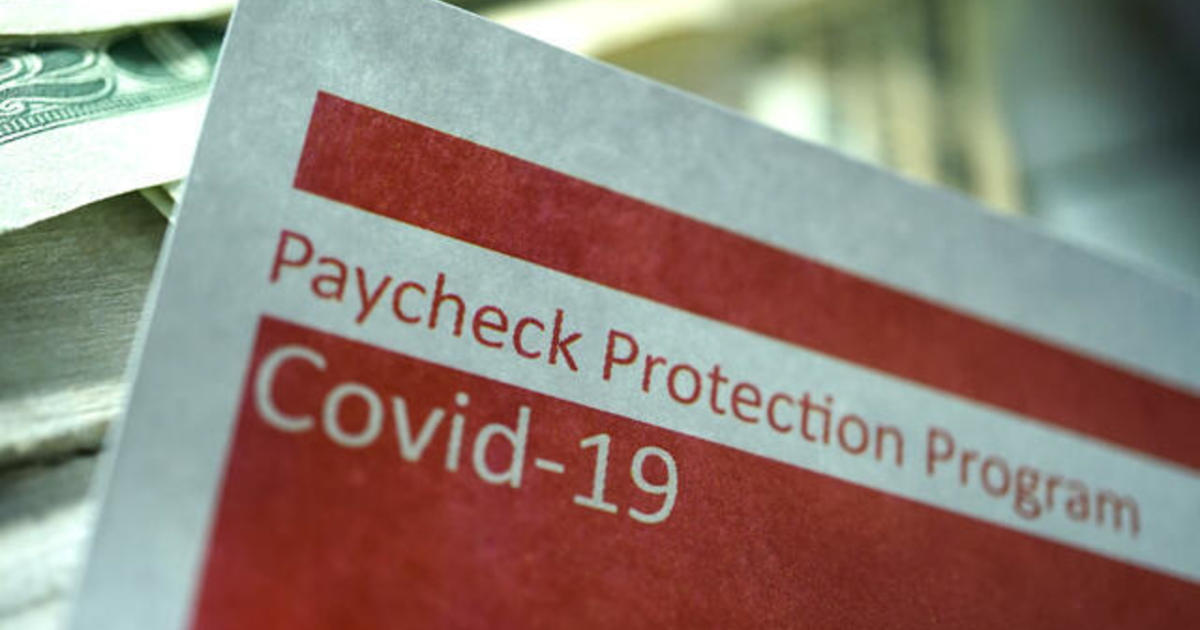 Paycheck Protection Program is out of funds for most small businesses - CBS News