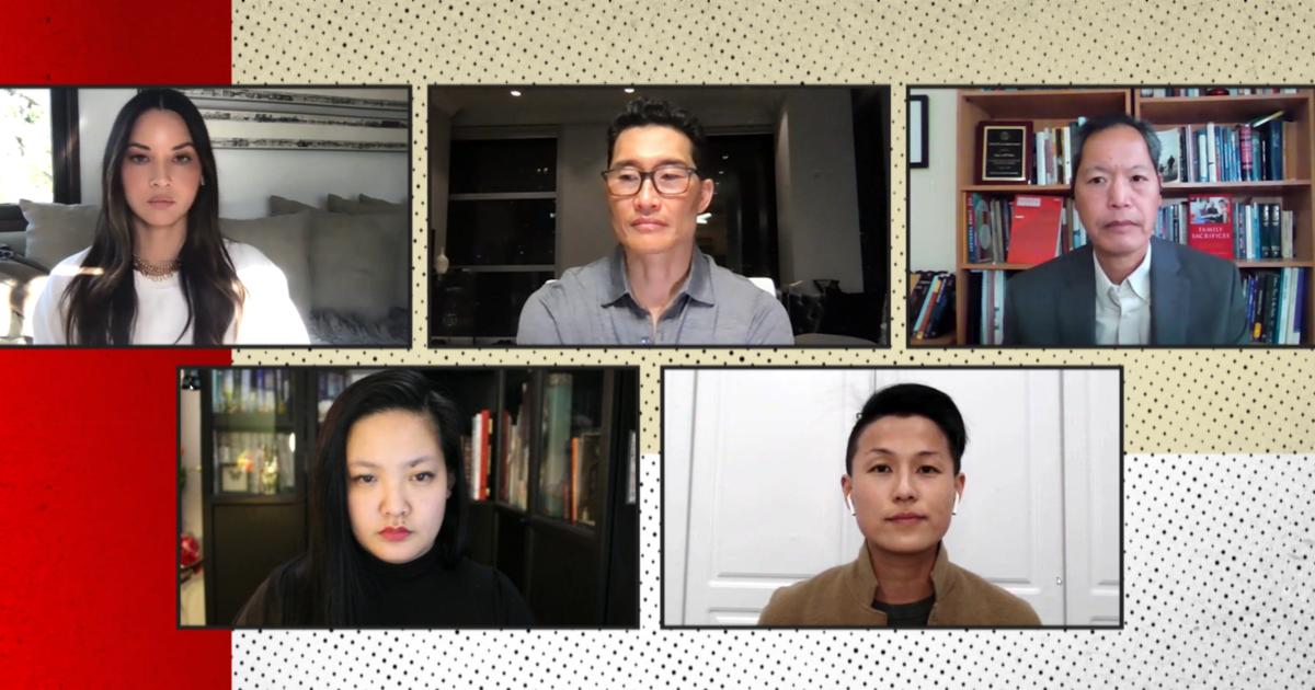 www.cbsnews.com: Olivia Munn, Daniel Dae Kim, Melissa King on the challenges Asian Americans are facing