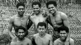 The 50-year-old story of a group of teens stranded on an island