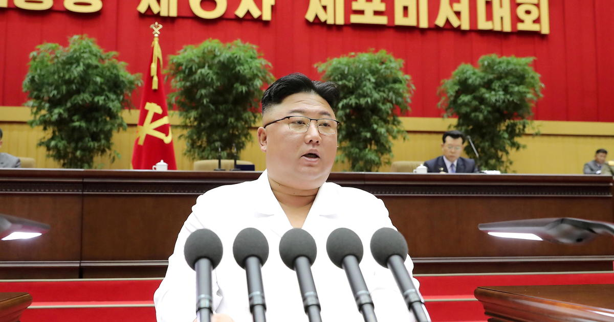 "North Korea's Kim Jong Un admits nation facing ""worst-ever situation"""
