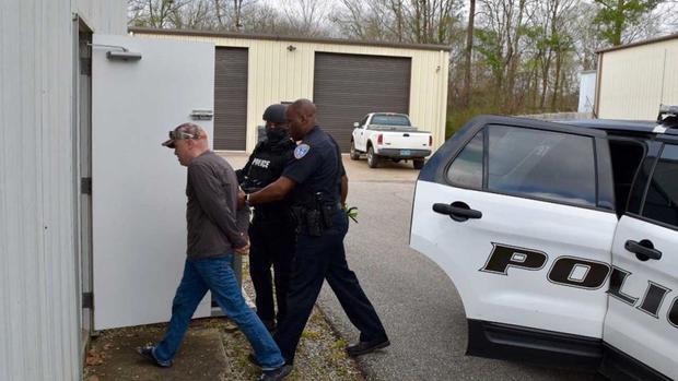 Jeff West arrest