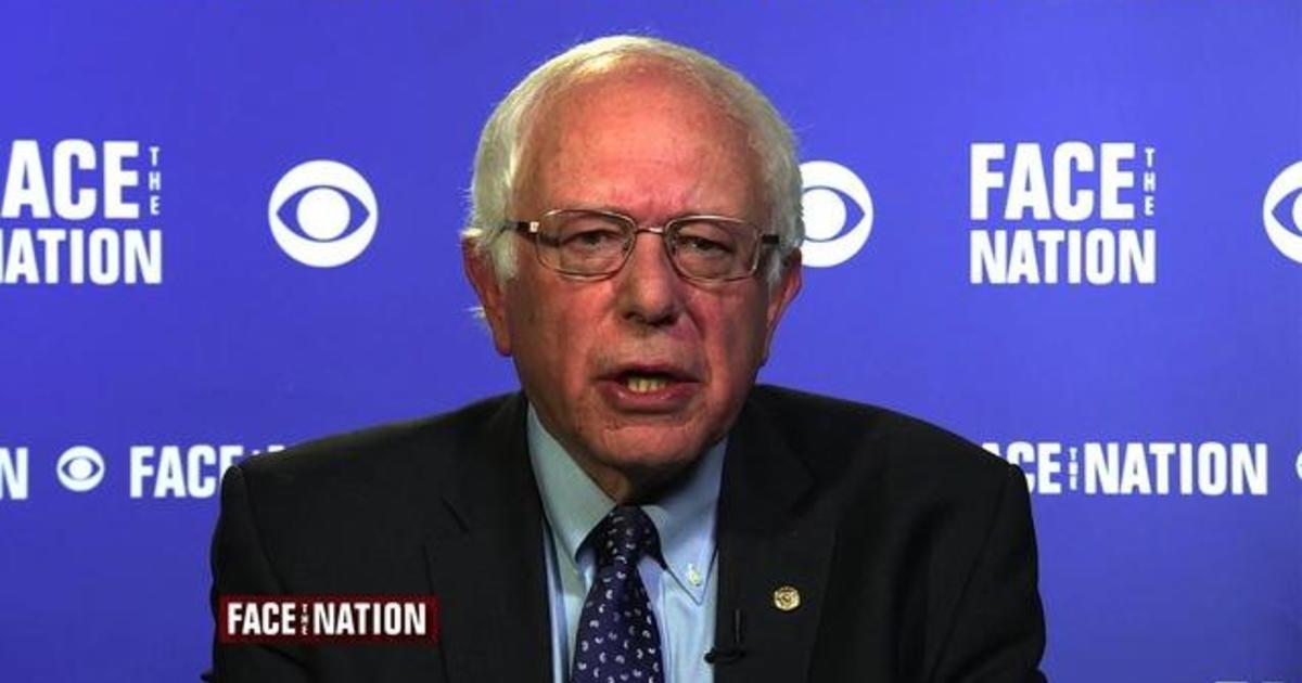 Full interview: Bernie Sanders, September 27