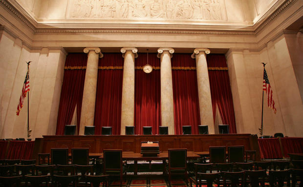 The Chambers of the United States Supreme Court