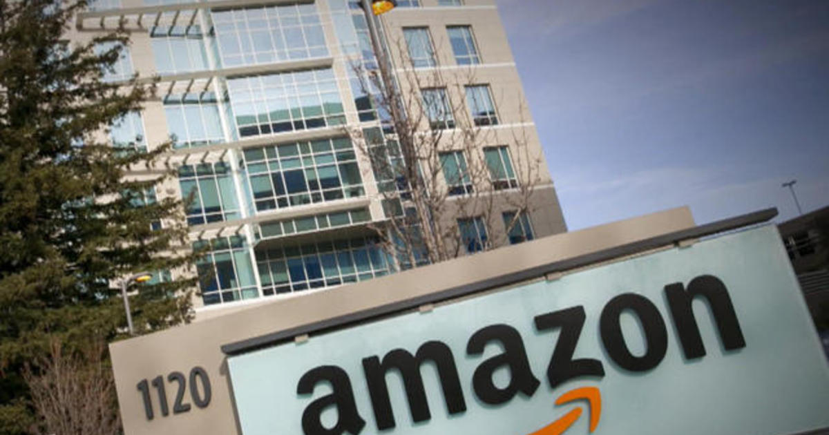 www.cbsnews.com: Amazon threatened layoffs during union drive, labor group says in calling for vote to be scrapped