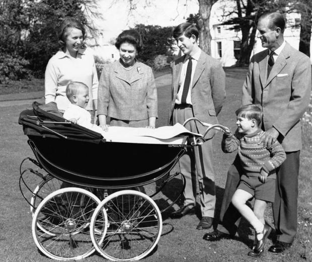 Britain Prince Philip Timeline