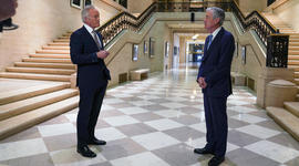 Fed Chair Jerome Powell: America is going back to work