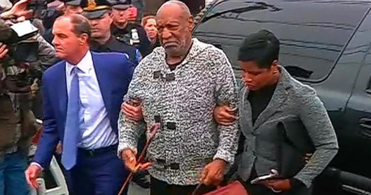 Comedian Bill Cosby arraigned on sex assault charges