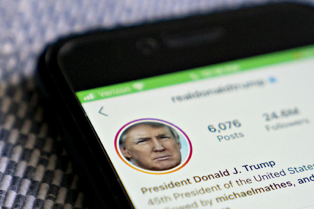 Facebook, Instagram Restrictions On Trump Accounts Extended