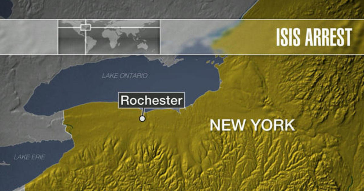 NY man charged with planning New Year's Eve terror attack