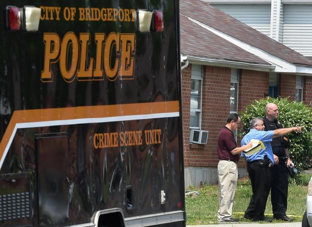 Shooting in Bridgeport, Conn.
