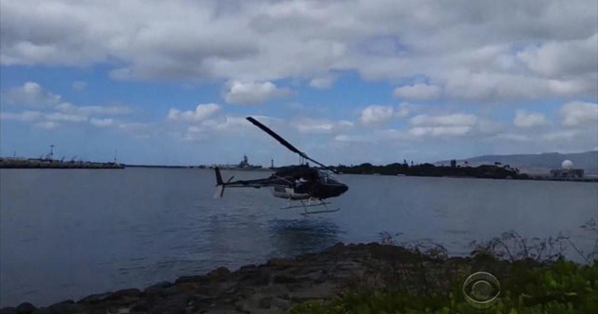 Rescuers recount life-saving actions after chopper crash