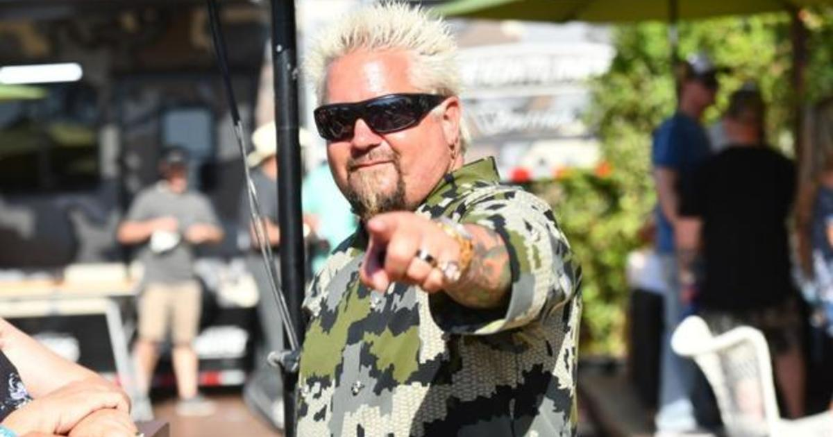 Guy Fieri helps raise $25 million for restaurant workers in need
