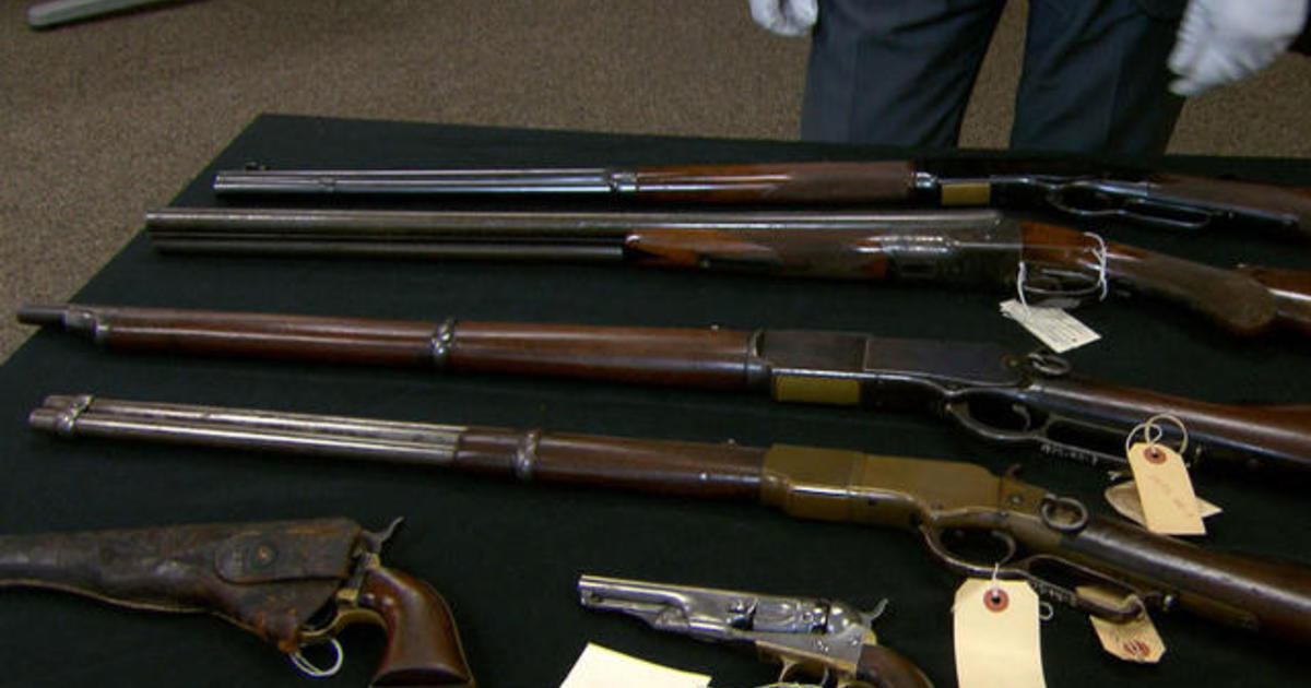 A history of guns in America