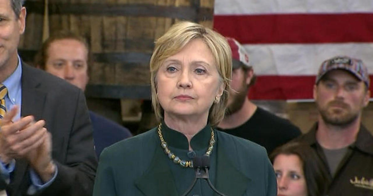 Clinton, Sanders battle for Indiana's delegates