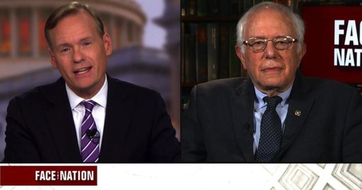 """Bernie Sanders: We were """"harshly"""" attacked by Clinton campaign"""